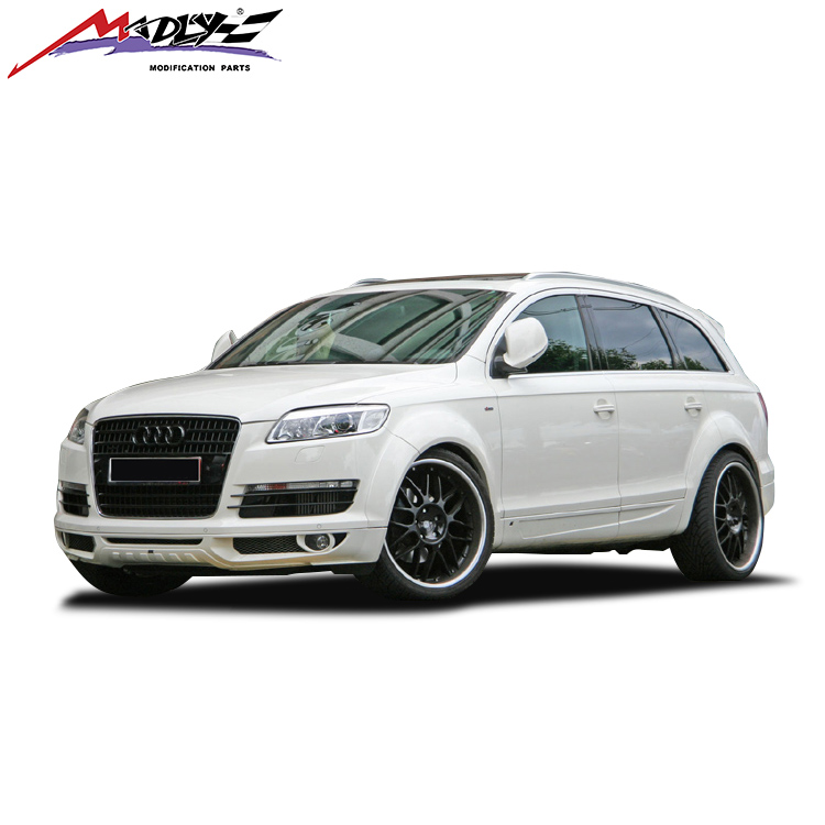 Madly Q7 Body Kits For Audi Q7 Style Abt Made Of High Quality Pu Material Buy Kits For Audi Q7 Q7 Body Kits Body Kit For Audi Q7 Product On Alibaba Com