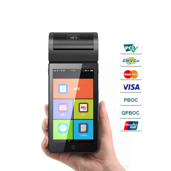 Android payment mobile handheld pos terminal credit card machine