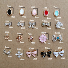 39 Nail polish stickers diamond drill phototherapy