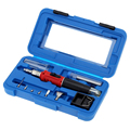 JFBL HS 1115K Professional Butane Gas Soldering Iron Kit Welding Kit Torch