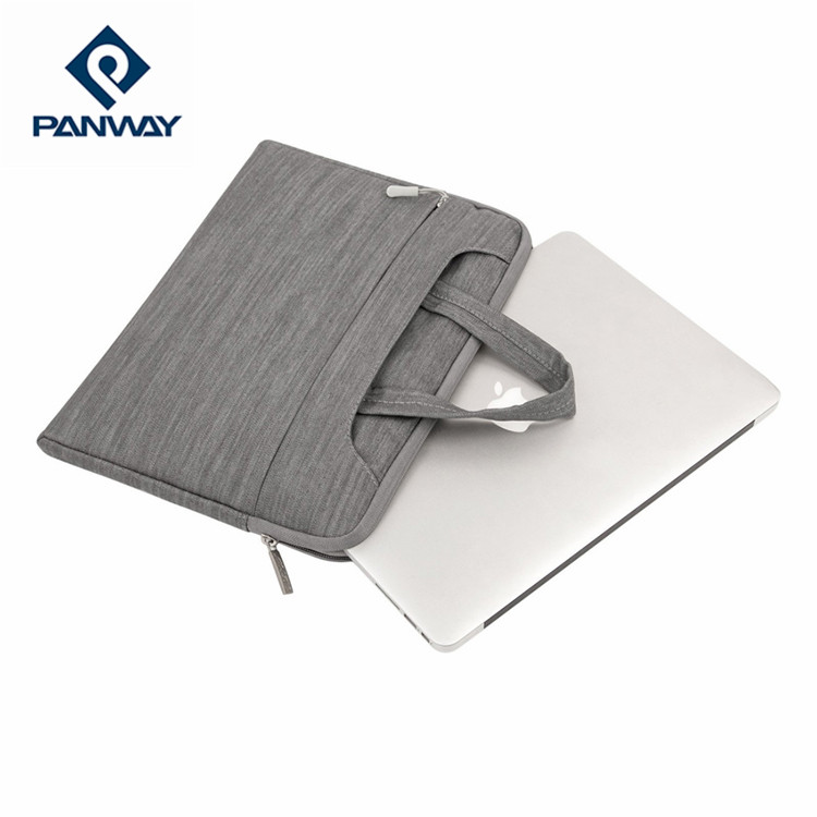 Computer laptop bag Best-selling custom multi-functional RPET Fabric computer messenger business laptop bag