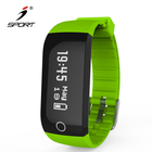 SDK Available OLED Bluetooth Smart Bracelet Ring Wristband HR Smart Watch