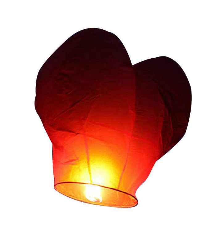 Heart Shaped 100 Biodegradable Fire Resistant Sky Lanterns Buy Sky Lantern Biodegradable Sky Lantern Heart Shaped Sky Lantern Product On Alibaba Com