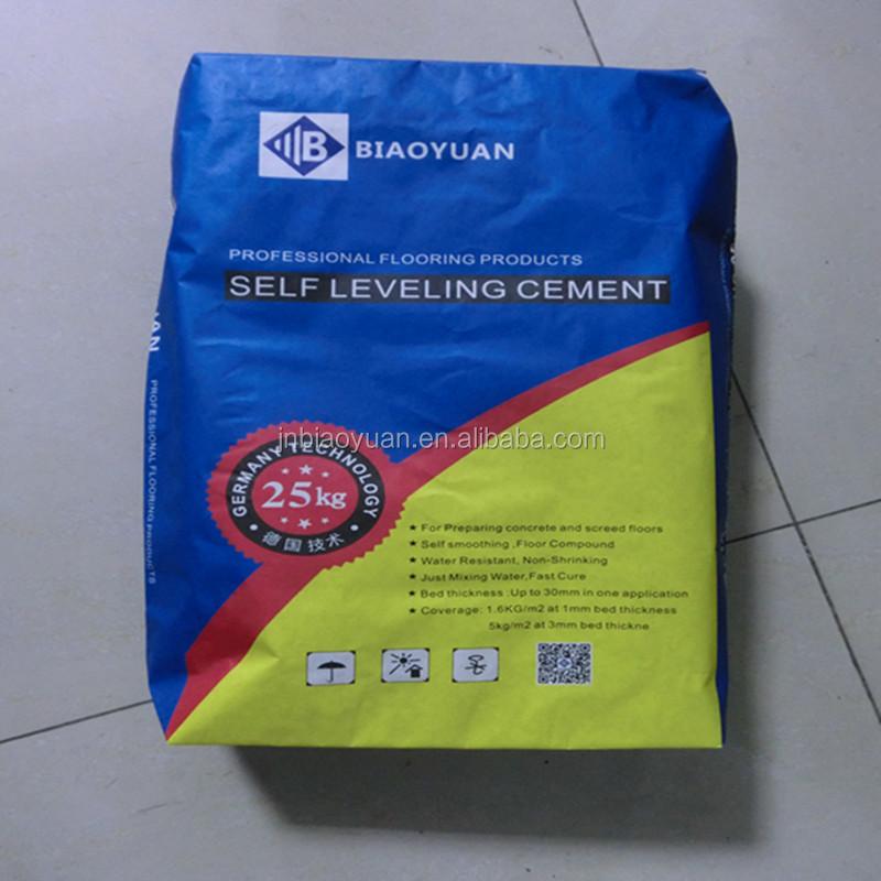 Самовыравнивающийся раствор на цементной основе количество гравия в бетоне