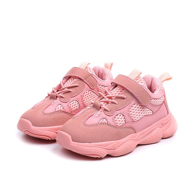 Лидер продаж, нескользящая школьная мягкая подошва, Осенняя детская спортивная обувь