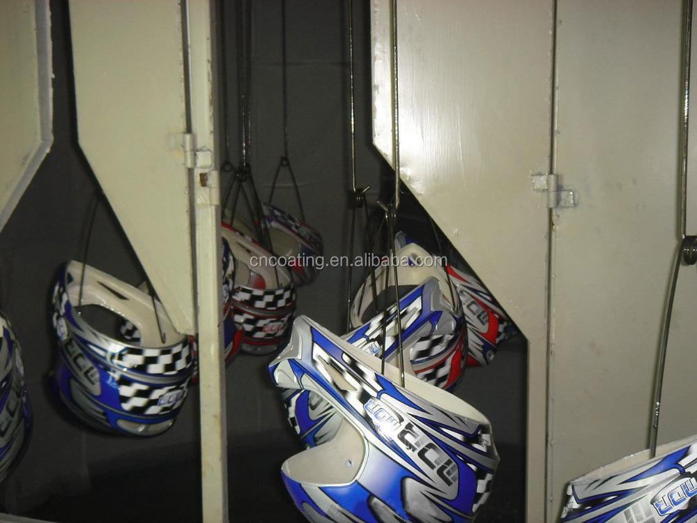 Helmet Coating Line Full Automatic Buy Helmet Coating