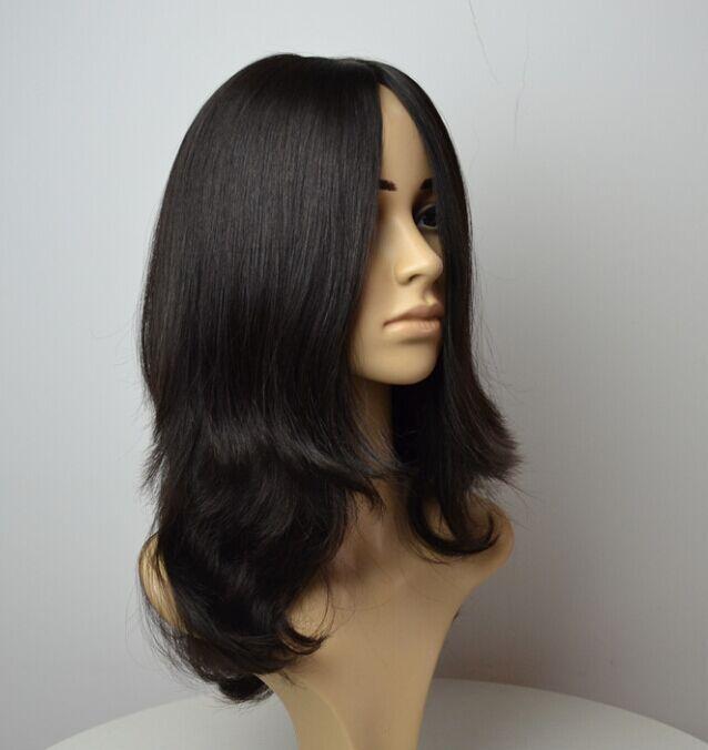 European Hair Jewish Wig Customize Best Quality Human Remy