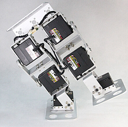 Feetech 10 кг Крутящий момент Mini Serial bus Servo Dual Shaft SCS09