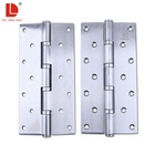 "Hinge Hinge WUYINGHAO High Quality 8""x4""x3.5 Satin Color Stainless Steel Door Hinge"