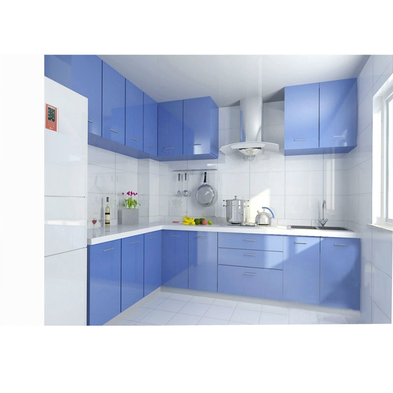 Foshan Lacquer Spray Painted Kitchen