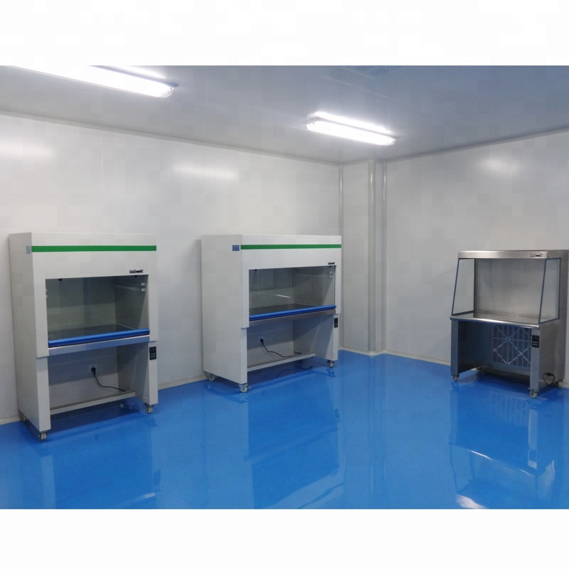 Sterile Laboratory purification medical clean room cleanroom project