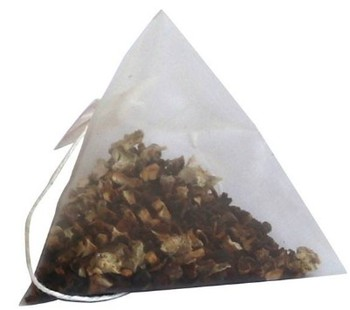 Biodegradable High Quality Pyramid Heat Seal Empty Nylon Triangle Tea Bag