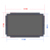 Whosale 23.8 inch open frame infrared touch screen lcd monitor tft hd touch monitor