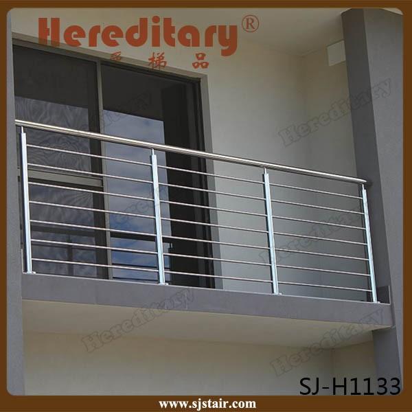 Balcony Rail Design /stainless Steel Terrace Grills Design