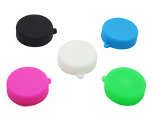 Gopro Accessories  Silicone Lens Cap Cover for the Housing of GoPro Hero 4 3+ SJ4000 SJ5000  camera GP129