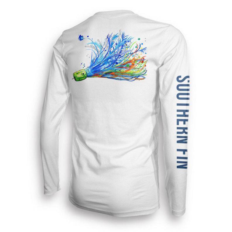 Новая модная рубашка для рыбалки с длинным рукавом