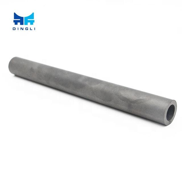 Нетонущая Вольфрамовая цементированная карбидная трубка с одним прямым отверстием