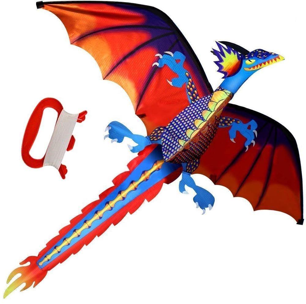 Вэйфан традиционный змей дракона
