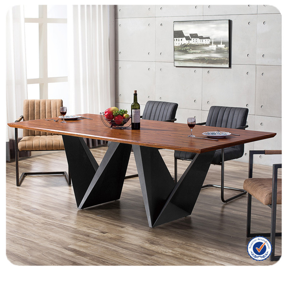 China Modern Cheap Wood Dining Table And Chairs Design Buy Dining Table Wood Dining Table Dining Table Design Product On Alibaba Com