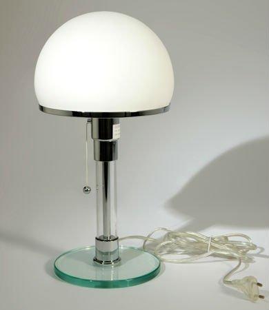 lampe bauhaus wilhelm wagenfeld id du produit 125406541. Black Bedroom Furniture Sets. Home Design Ideas