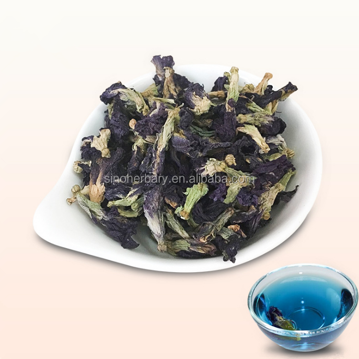 Butterfly Pea Flower Tea/Clitoria Ternatea Flwoer Tea - 4uTea | 4uTea.com