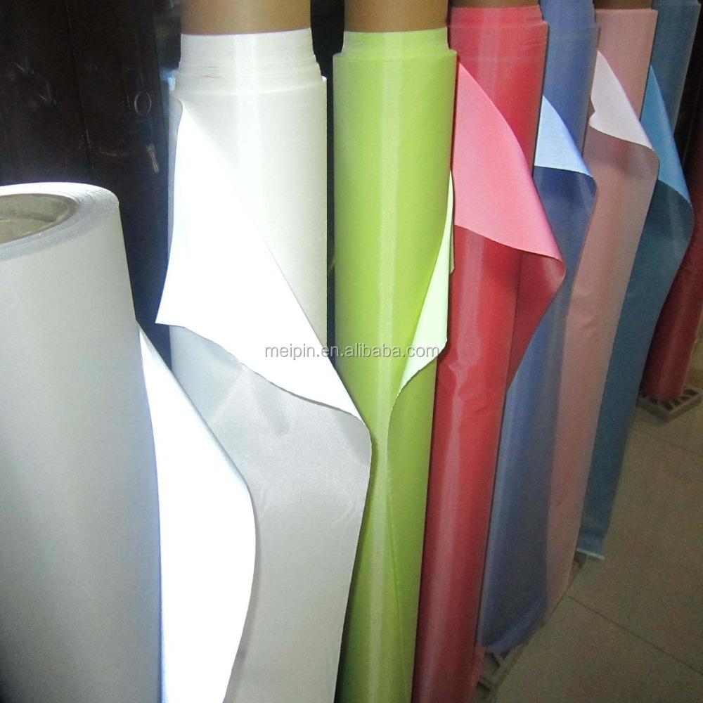 Fabric textile reflector/Reflective vinyl with no elastic