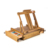GSF Retro style 18-pcs Wooden Box  Painting Art Set with easel