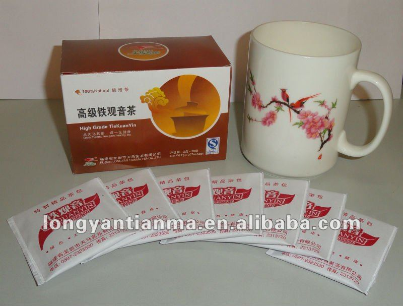 Tie Guanyin Chinese teabag - 4uTea | 4uTea.com