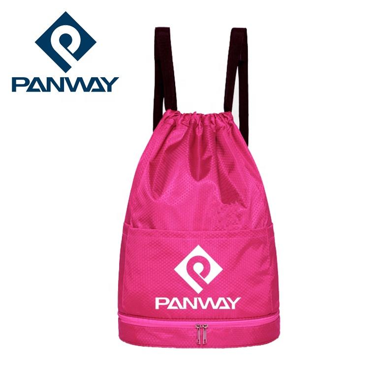 Multifunctional Wet And Dry Waterproof Beach Sports Drawstring Backpack Bag