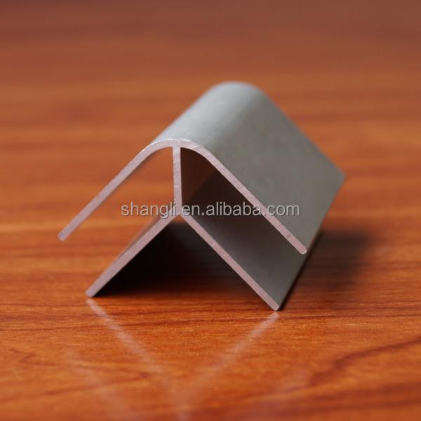 Aluminium coin angle conjoint pour armoires de cuisine - Angle de plinthe de cuisine ...