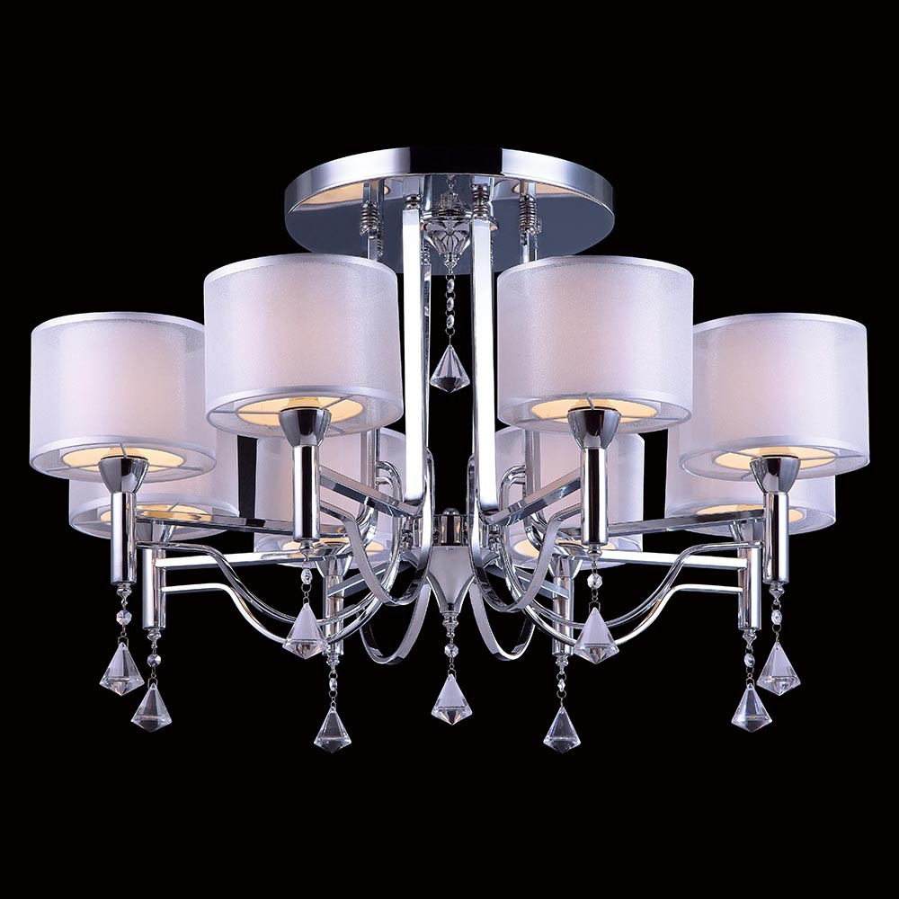 Crystal Chandelier Ceiling Fan Combo Wanted Imagery