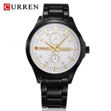 Часы CURREN, армейские, спортивные, кварцевые, водонепроницаемые, для мужчин(Китай)
