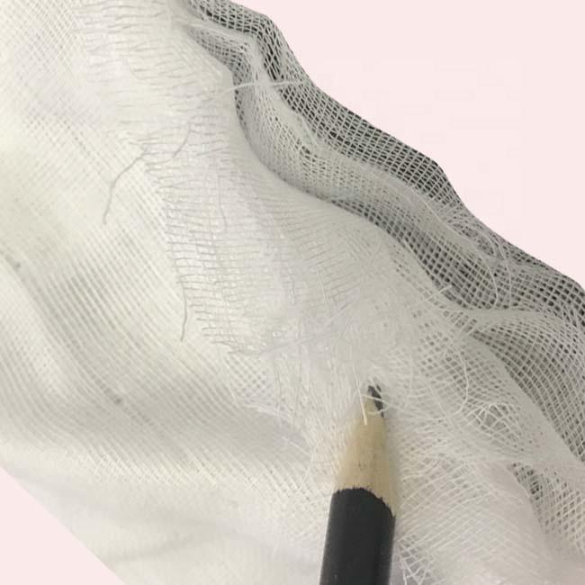 custom design soft baby 6 layers gauze fabric