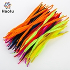 Educational 100pcs Chenille Children Educational Toy Crafts For Kids Colorful Pipe Cleaner Toys Craft