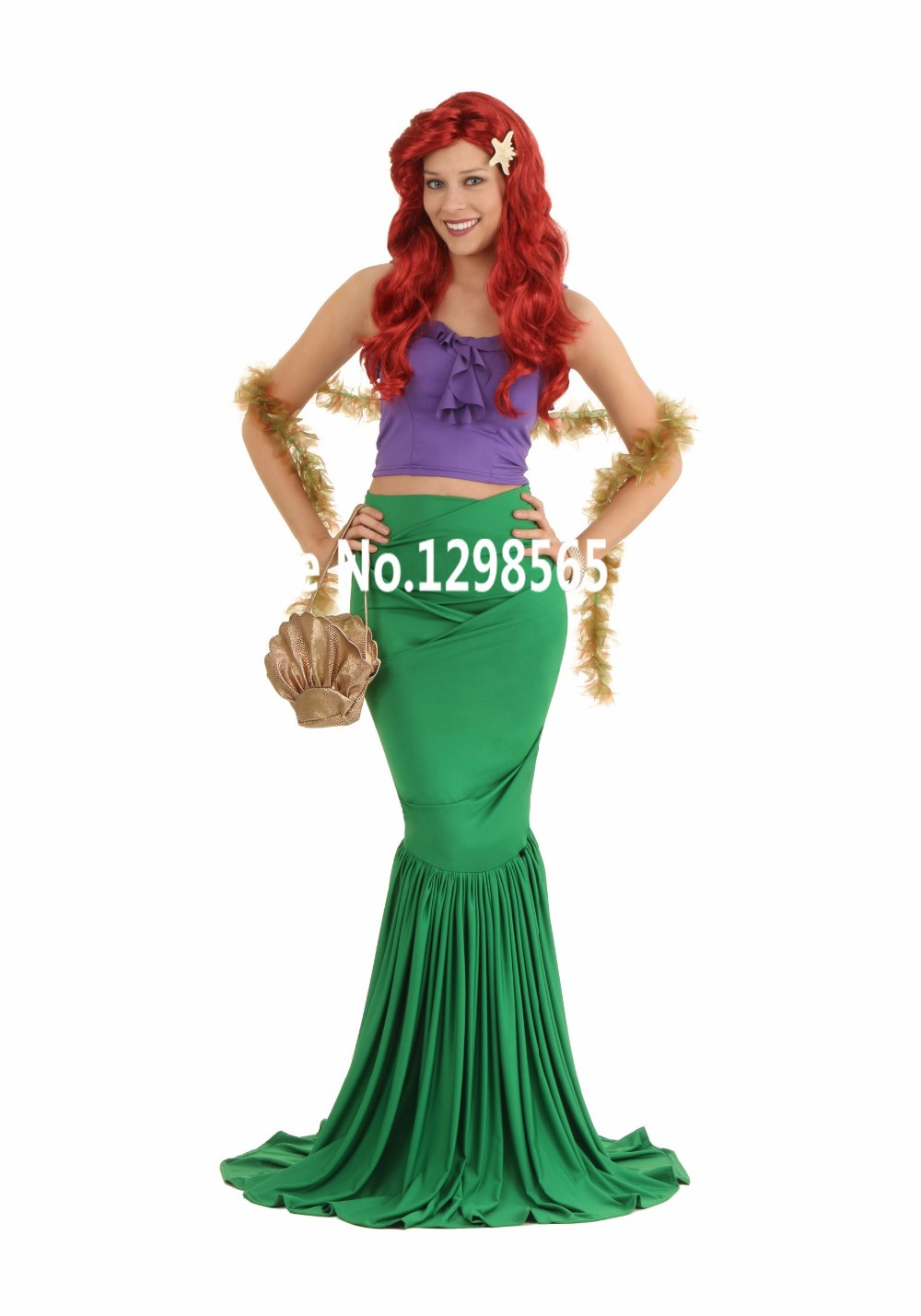 Ariel Costume For Adults 51