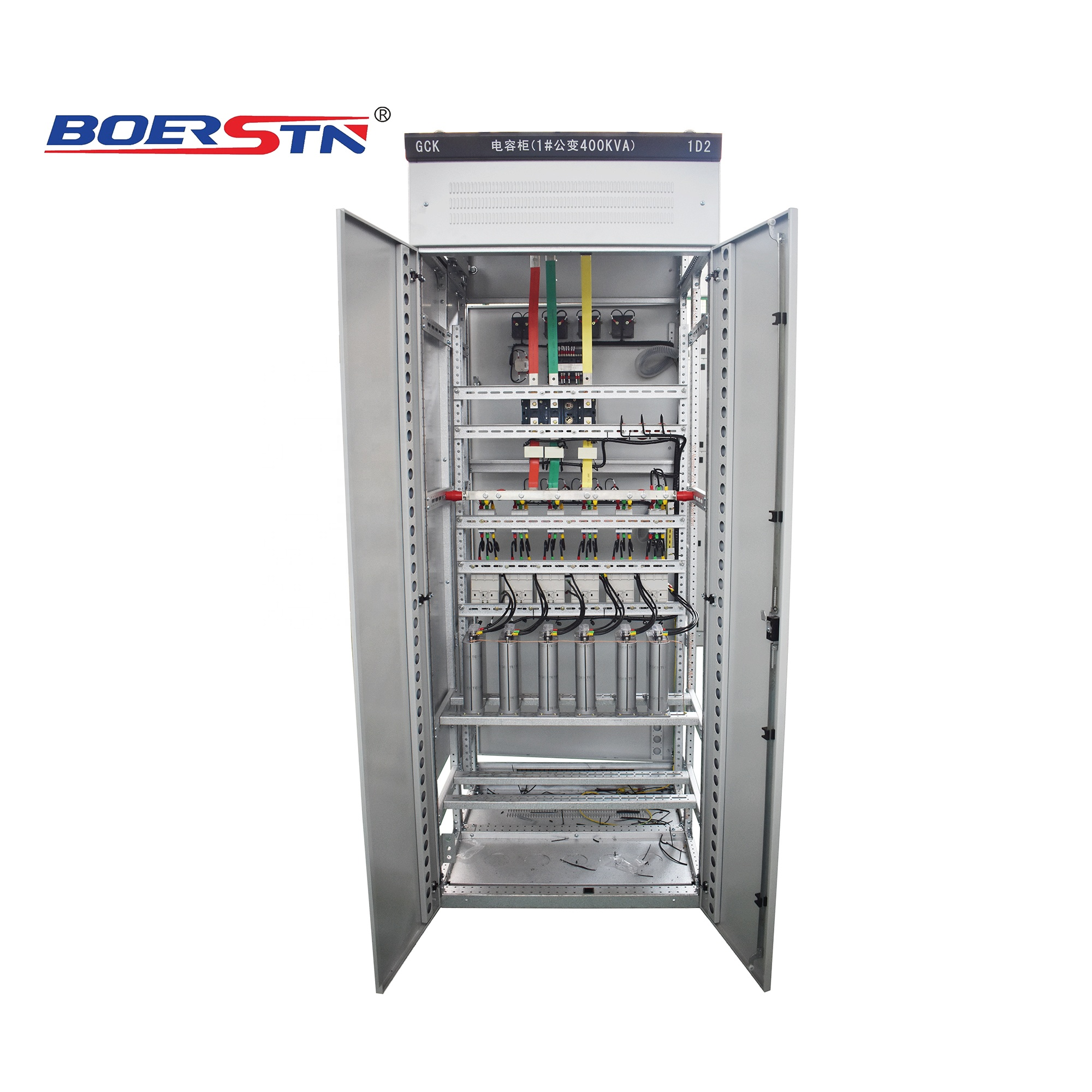 Low Voltage Automatic Power Factor Correction Panel 360kvar Capacitor Bank With Reactive Power Factor Regulator View Low Voltage Capacitor Bank Boerstn Product Details From Boerstn Electric Co Ltd On Alibaba Com