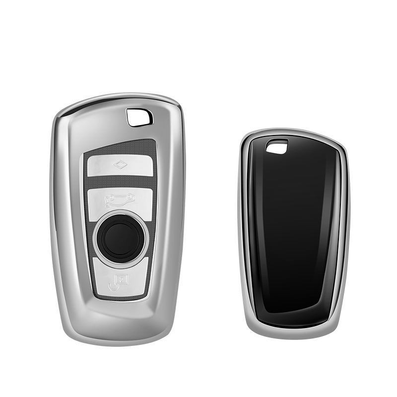 Key cover for car keys for BMW Custom remote key covers