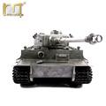 Mato 1220 100 metal 1 16 German Tiger 1 2 4G RC tank Infrared battle recoil