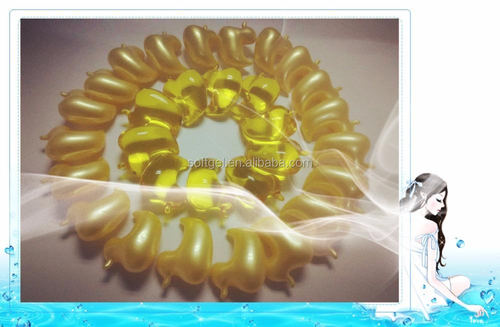 bath pearl beads Cute duck shape