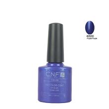 Color 40530 1 Pcs lot CNF 7 3ml 79 Colors Nails Choose Colors Gel Polish Soak