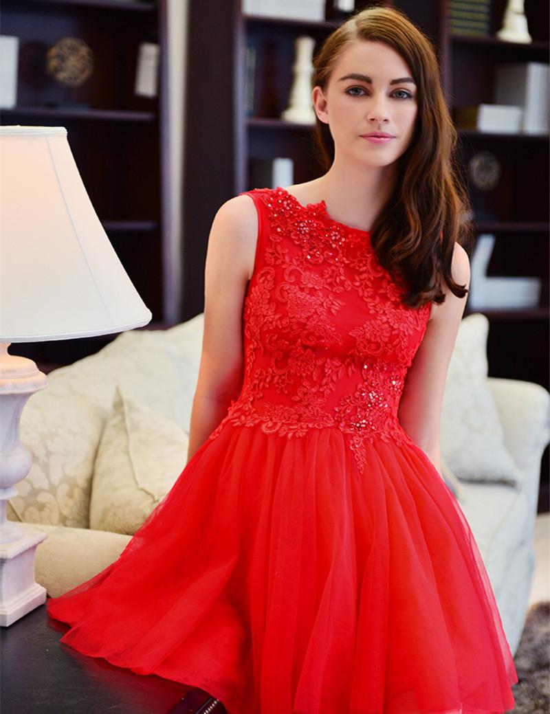 8e4116664 0b5fcaf47cf6ef0d230dc05f2613047e vestidos fiesta baratos rojo