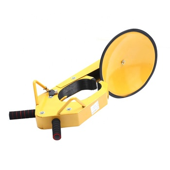 DINGWANG 2021 Popular Yellow Steel Manual Motorcycle Car Wheel Lock