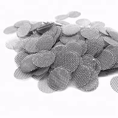 Проволочная сетка из нержавеющей стали экран курительной трубы с 60 сеткой в наличии может быть настроена упаковка