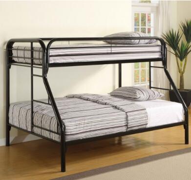 Оптовая продажа с фабрики, школьная мебель для общежития, Металлическая стальная двухъярусная кровать