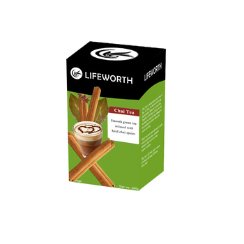Lifeworth chai tea powder