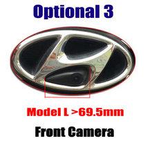Автомобильная Камера Переднего Вида с логотипом, гриль-камера для hyundai I30n FD GD PD 2009-2020 2010 2013, не задние парковочные камеры, аксессуары(China)