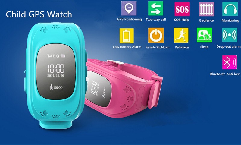 Настройка и подготовка приходить уведомления с детских часов smart baby watch.