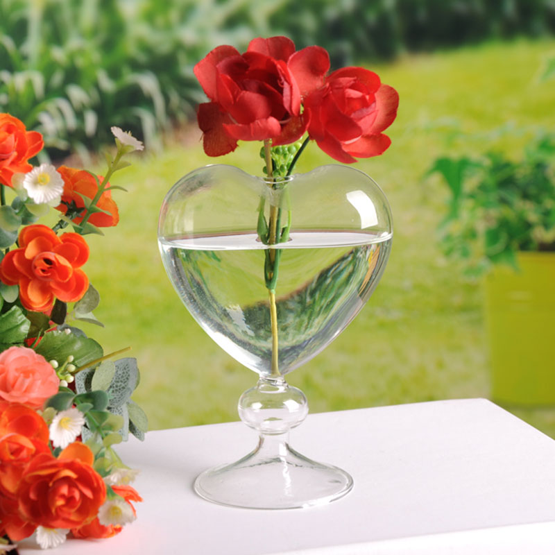 Online Buy Wholesale glass flower pot from China glass ...
