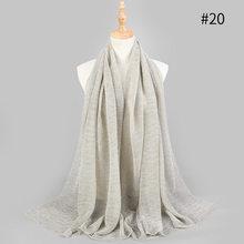 Мусульманское платье эластичная сила Золотая проволока высокая женщина шарф Хиджаб Аксессуары Тюрбан Femme платок(Китай)