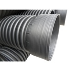 800mm Hdpe Culvert Pipe 800mm HDPE Double Wall Corrugated Culvert Pipe SN4 SN8 DN800 In Ho Chin Minh